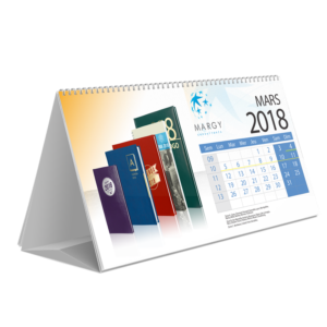 easel calendar 2018 - Margy Consultants Manufacturer and Printer