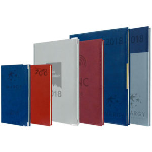 Prestige diary - Margy Consultants Advertising diaries manufacturer