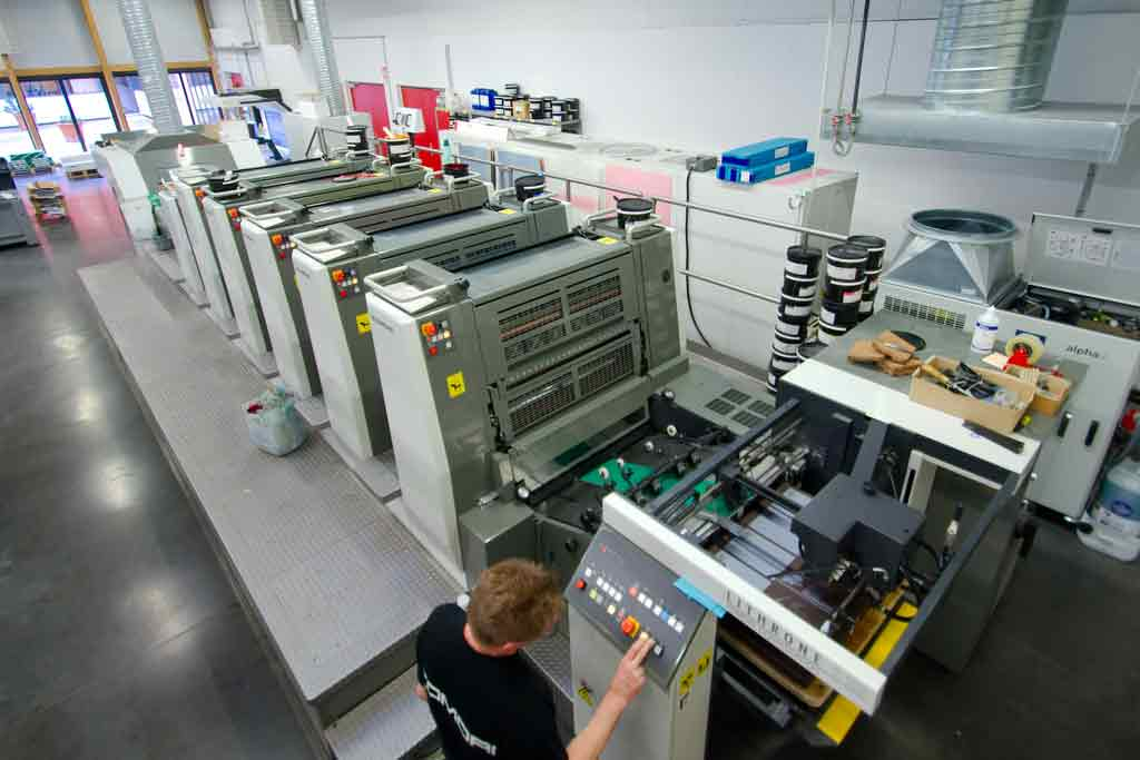 Printers and suppliers are optimistic - Margy Consultants blog