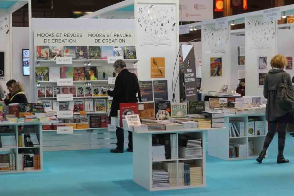 The Paris Book fair - Margy Consultants blog