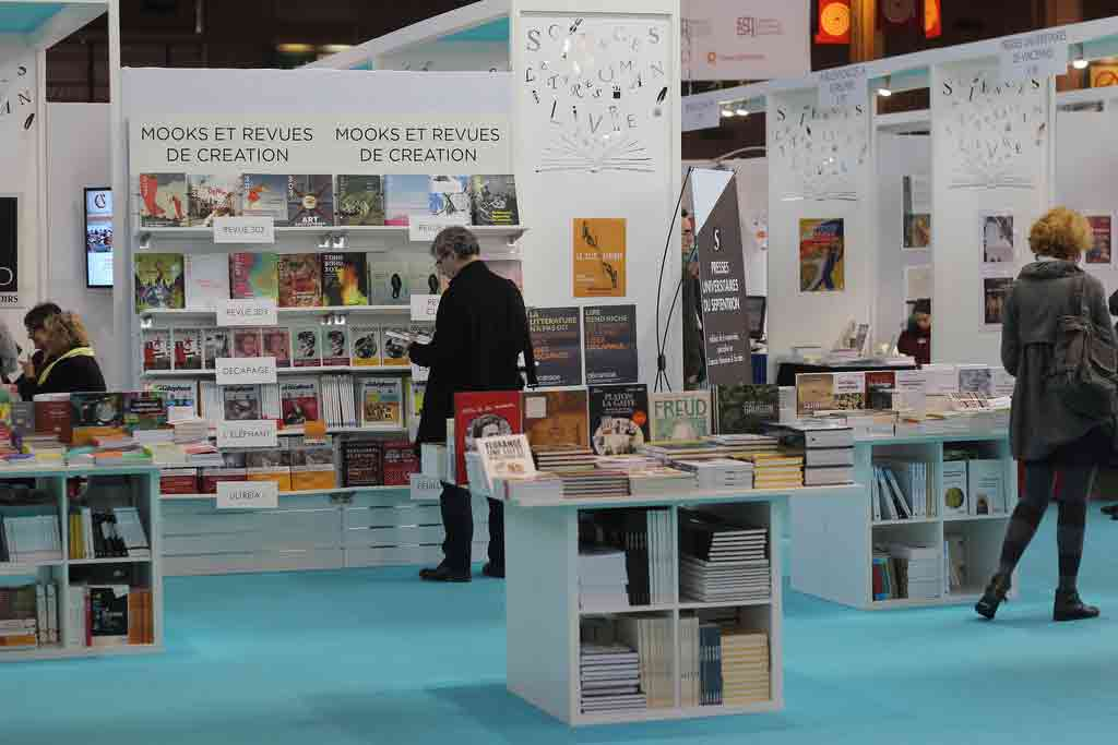 Le salon du livre 2016 - Margy consultants blog