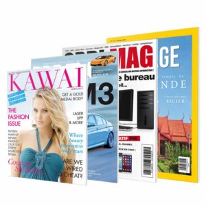 magazine - Margy Consultants advertising publisher