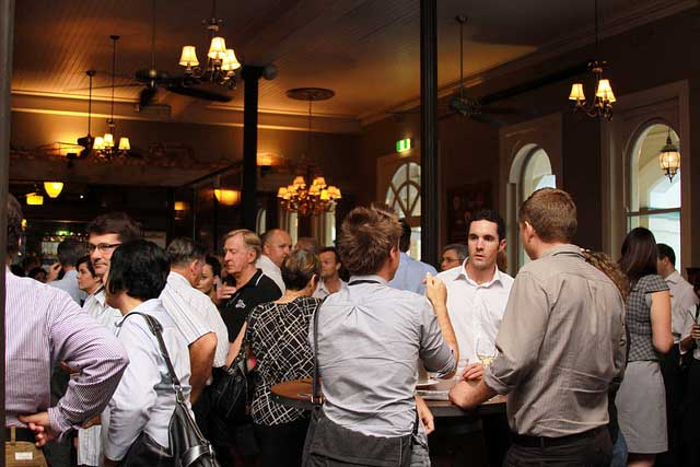 Le networking - Margy Consultants blog
