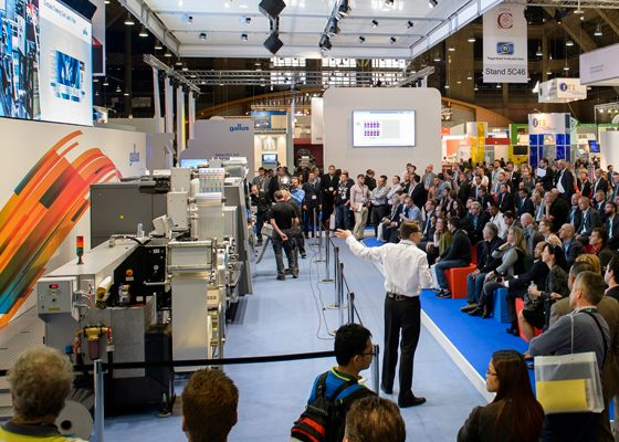 Salon LabelExpo Europe 2017