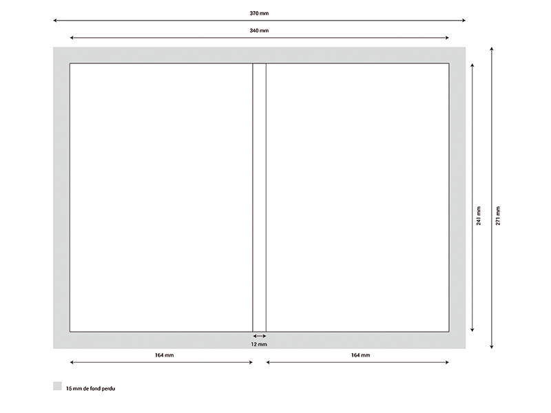 Diary template 16x23.5 Margy Printer consultancy