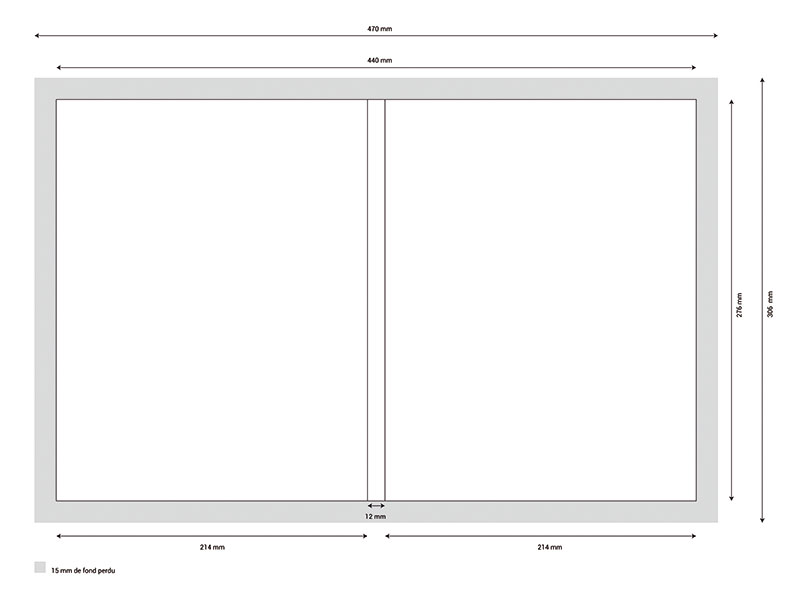 Diary template 21x27 Margy Printer consultancy