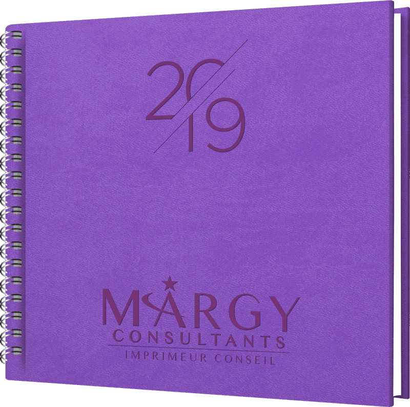 Margy Consultants Couverture Format Grille 20x20